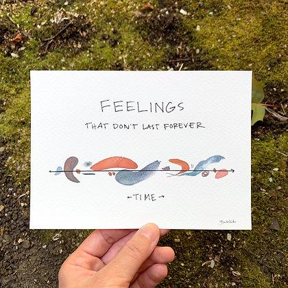 Feelings that Don't Last Forever