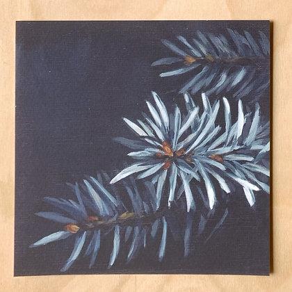 Print: Winter Twig 6