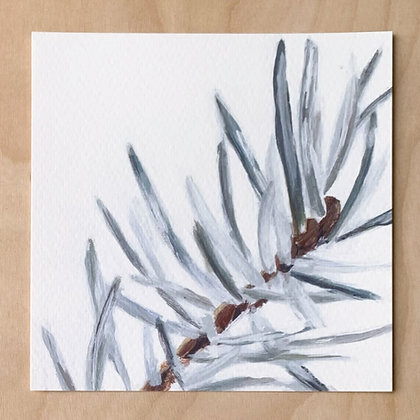 Print: Winter Twig 3