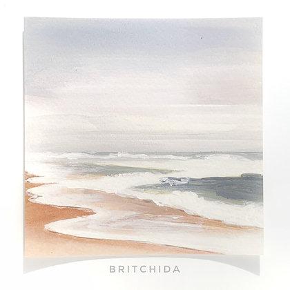 Print: Ocean 1