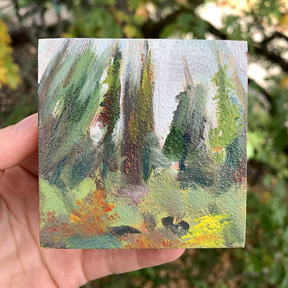 Forest before the Fire 02