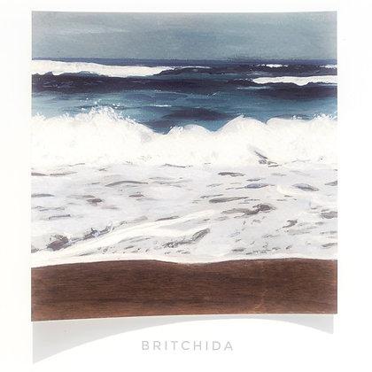 Print: Ocean 4