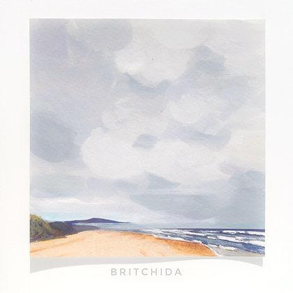 Print: Ocean 6