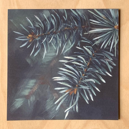 Print: Winter Twig 8