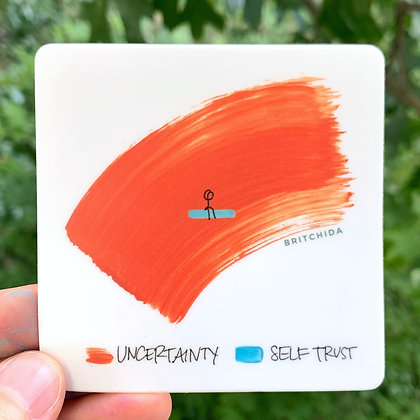 Sticker: Self-Trust