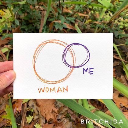 Woman / Me