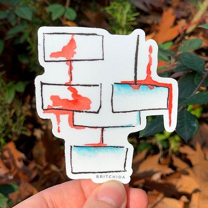 Sticker: Generational trauma/healing