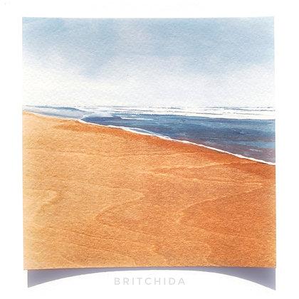 Print: Ocean 9