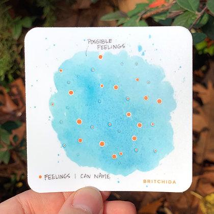 Sticker: Feelings