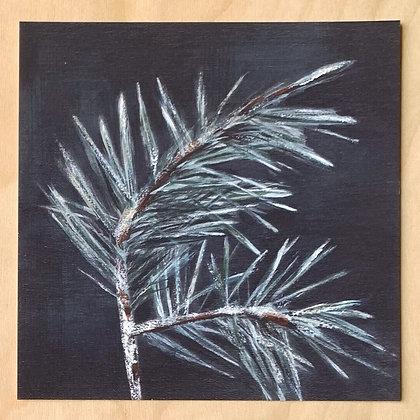 Print: Winter Twig 2