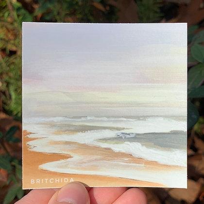 Sticker: Ocean 1