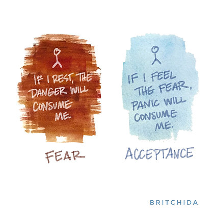 Fear and Acceptance