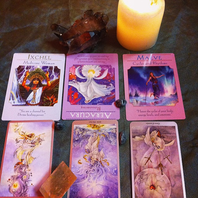 6 Card Reading