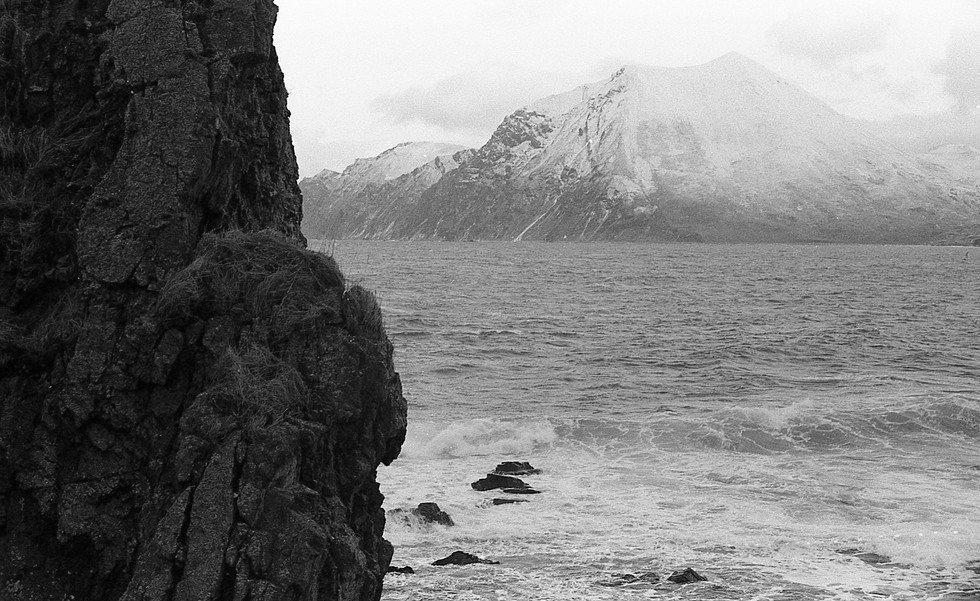 Priest Rock and the Bering Sea