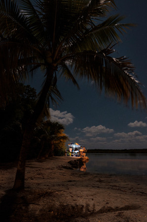 Late Night in the Florida Keys