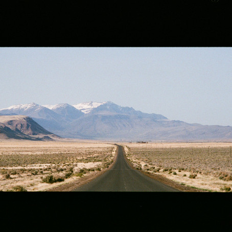 Eastern Oregon and the Five Dollar Film Camera