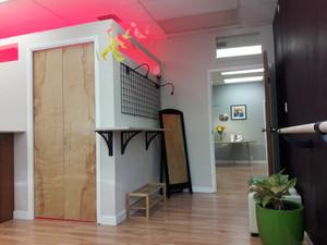 LightStim & Stretching Room