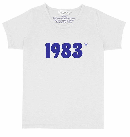 1983* T-SHIRT