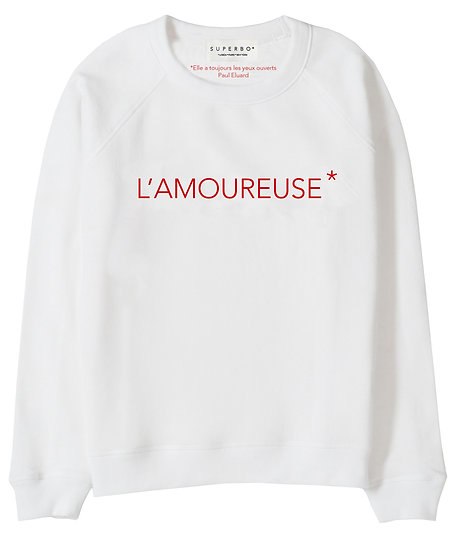 L'AMOUREUSE* SWEATER