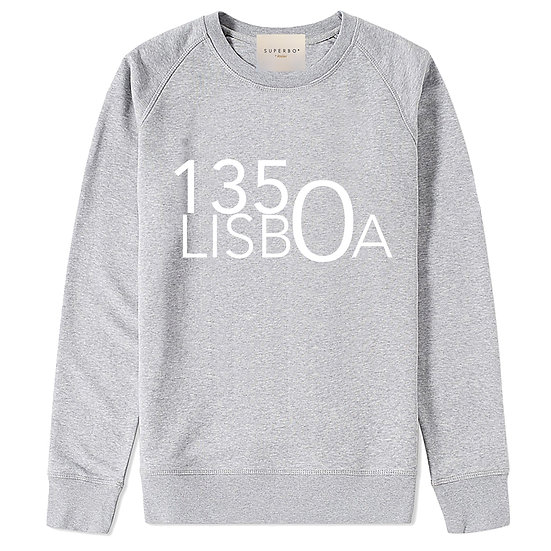 1350 LISBOA* SWEATER GREY