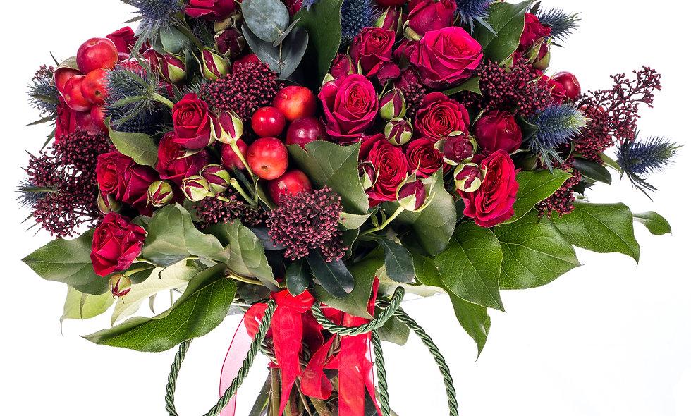 Elegant Simplicity Handited Bouquet