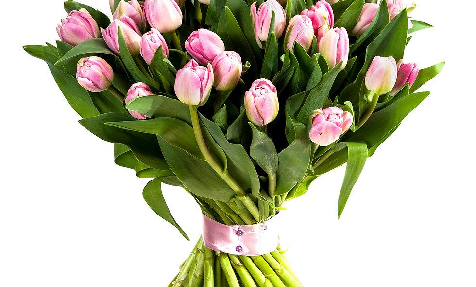 Elegent Tulip Bouquet