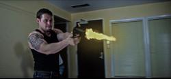 Actor Joe Klaunberg as Frank Mitchell