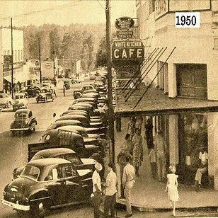 Livingston, Polk County TX in the 1920s