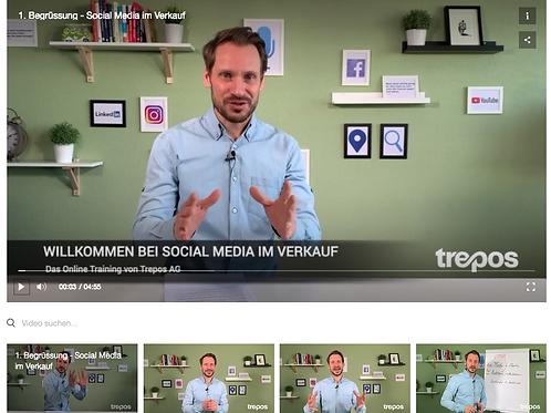 """Online Training """"Social Media im Verkauf"""""""