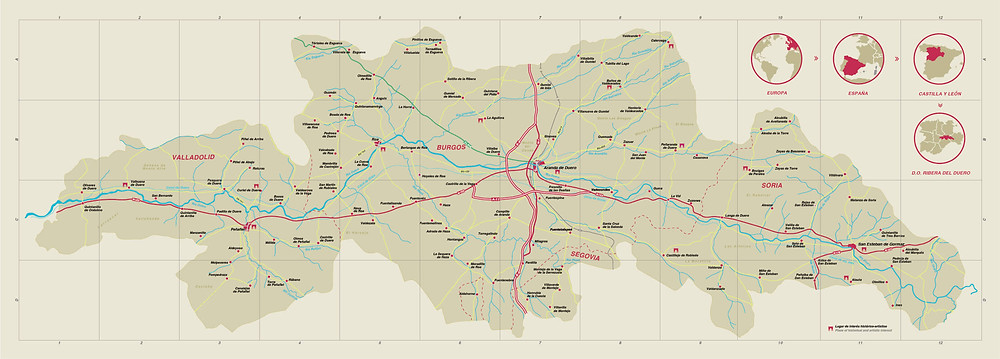 Mapa_D.O._Ribera_del_Duero