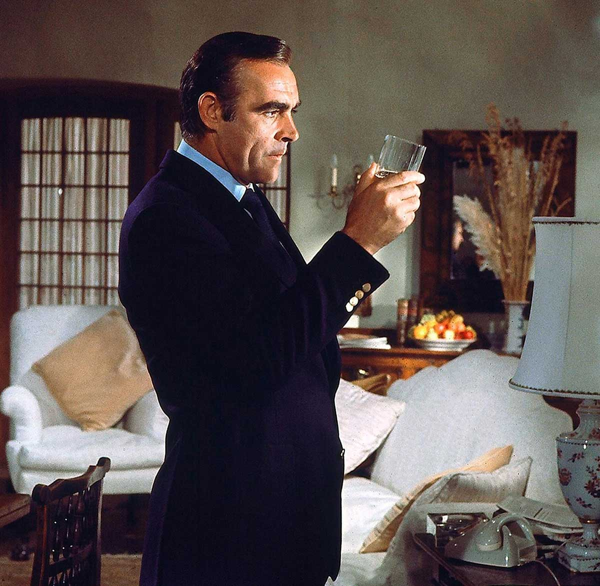Sean Connery - Whisky