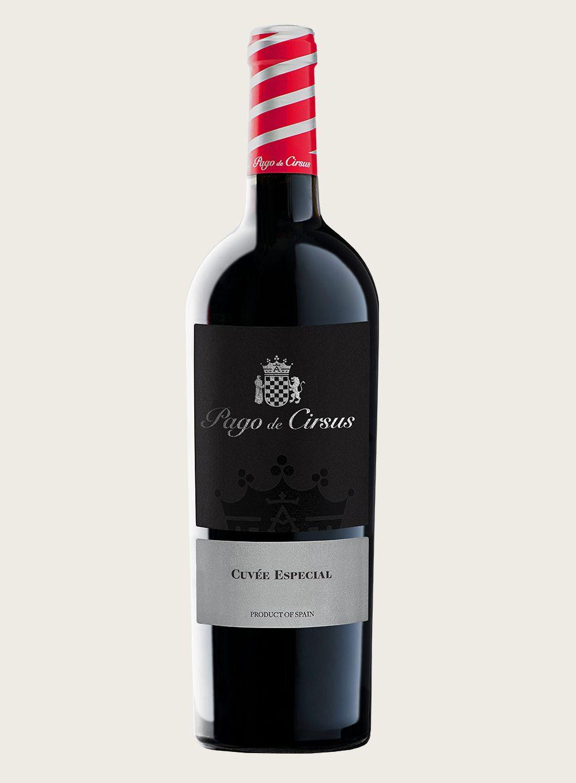 botella-vino-Pago-de-Cirsus-Cuveé-Espacial