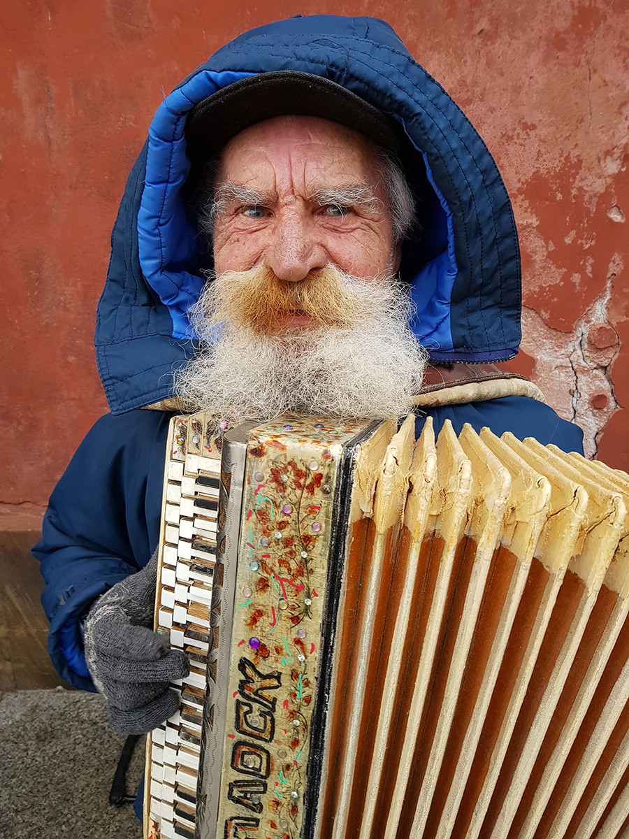PDI - The Music Man by John Mallon (10 marks)