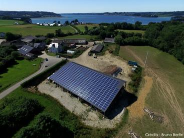 Un programme européen de formation aux énergies renouvelables à destination des agriculteurs