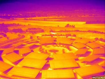 Solar Drone Services vous souhaite une année 2021 radieuse!