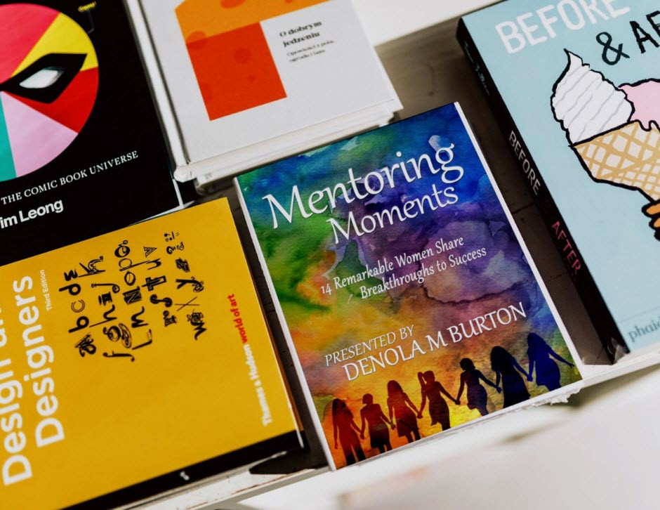 Mentoring Moments the Book