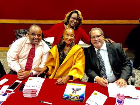 Meet the Steward Speakers Board - Denola Burton