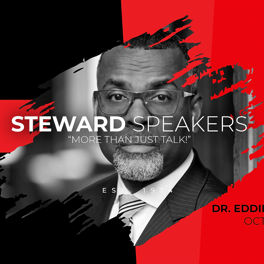 Steward Speakers Presents: Dr. Eddie Glaude Jr., Brittany Packnett Cunningham, Moderated by Roland Martin