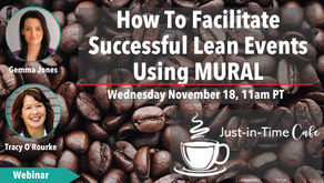 How to Facilitate Successful Lean Events Using MURAL