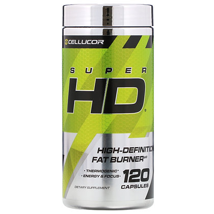 SUPER HD CELLUCOR (120 CÁPSULAS)
