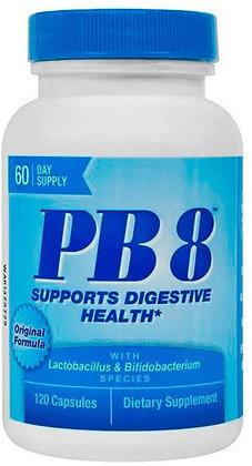 PB8 PROBIOTIC (120 CÁPSULAS)