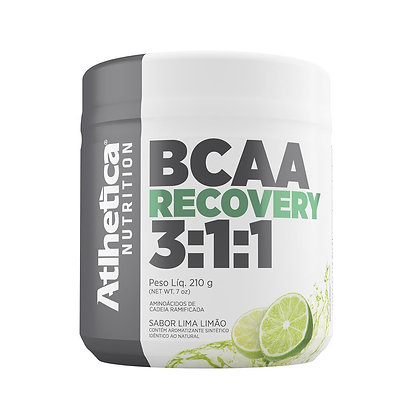 BCAA RECOVERY 3:1:1 (210G) ATLHETICA NUTRITION