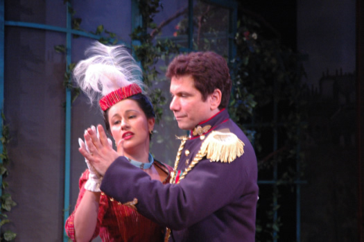 Act II, the Merry Widow