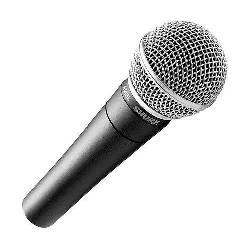 Shure SM 58 micrófono dinámico vocal