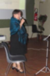 Discours de Assemblée  la présidente du comté de jumelage AG du 19/01/2018