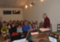 Conférence 500eme anniversaire Luther