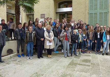 Les échange scolaire franco-allemand