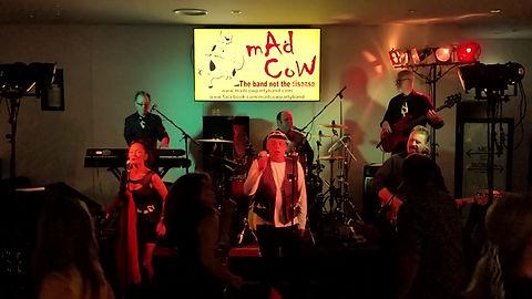 Mad Cow Live! Club Cronulla