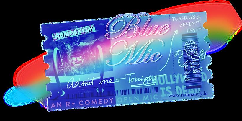 Blue Mic 2x1