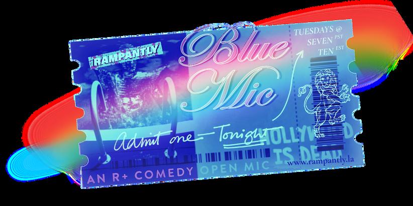 Blue Mic #52